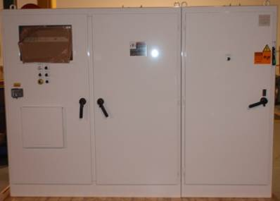 Electrical Control Panel Assembly for Large Steel Company - 2