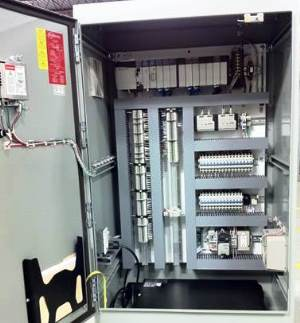 Acclimation, PLC Migration, Installation Field Services Termination within Control Panel